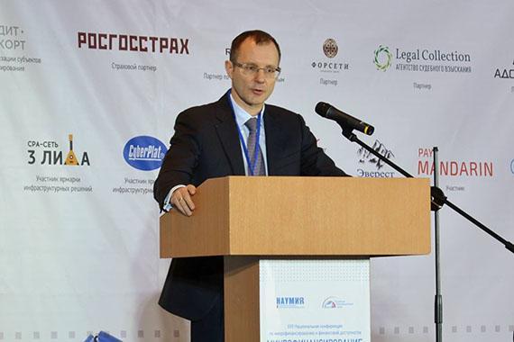 Владимир Чистюхин: «Рынок микрофинансирования сжимается»