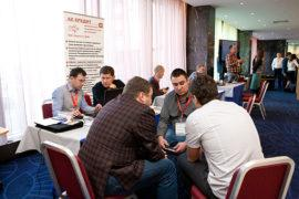 Ярмарка проектов инфраструктурной поддержки микрофинансового сектора