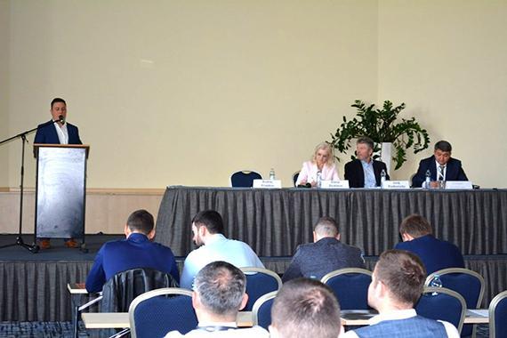 Участники конференции НАУМИР в Праге «Микрофинансирование: международный опыт» обсудили законодательные особенности и тренды европейского и международного микрофинансирования